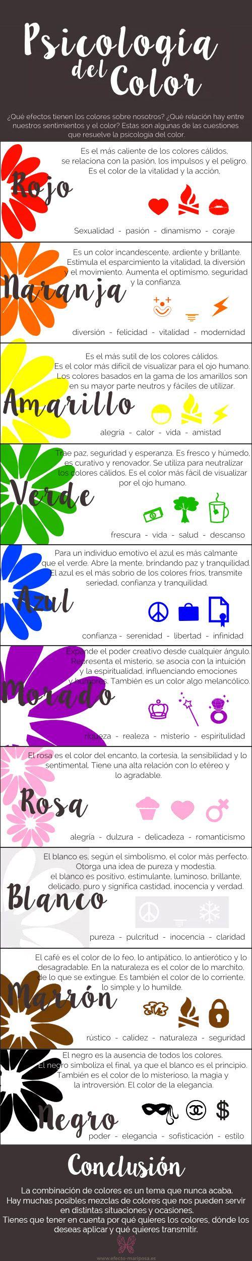 31 best MEZCLA DE COLORES images on Pinterest | Combinación de ...
