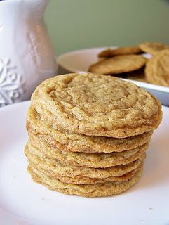 Cinnamon Cappucino Cookies.