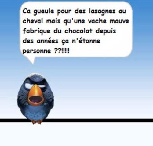 Bonne question mais on n'aime trop le chocolat