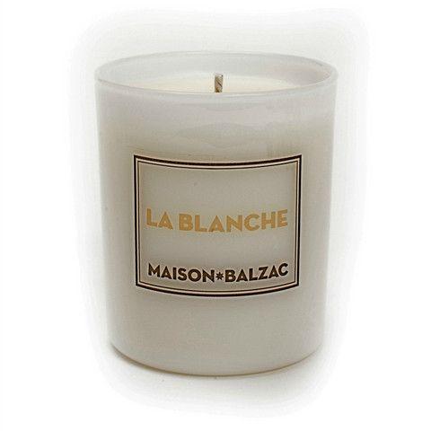 MAISON BALZAC La Blanche Candle – KAVUT