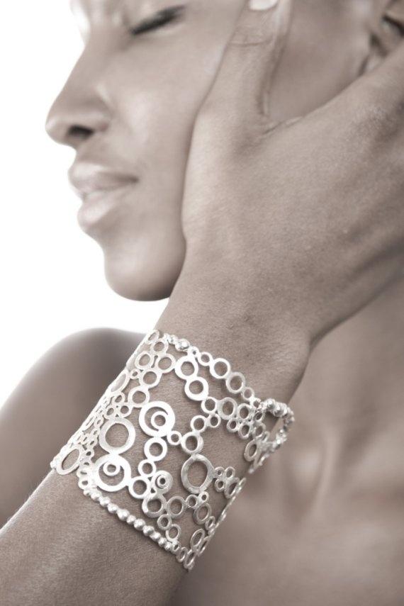 Effervescence Cuff Bracelet