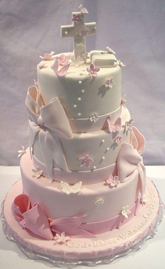 pastel para primera comunión32