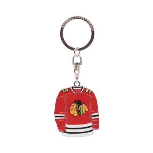 Chicago Blackhawks Jersey Keychain