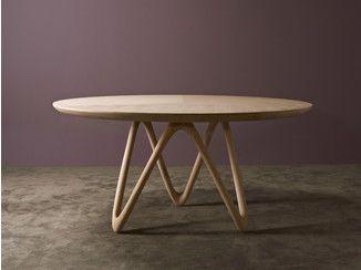 Table ronde en bois MEDUSA | Table ronde - KHAOS