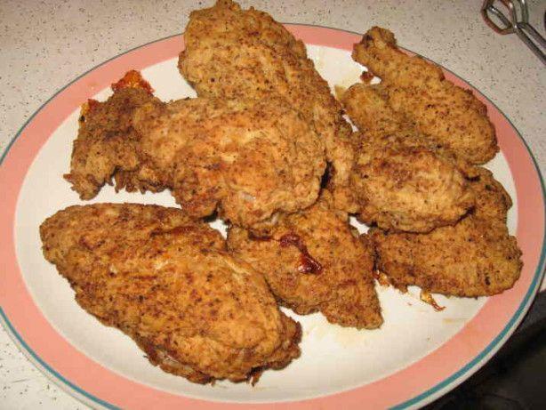 Appalachian Mountain Chicken with recipe for Appalachian Mountain Seasoning