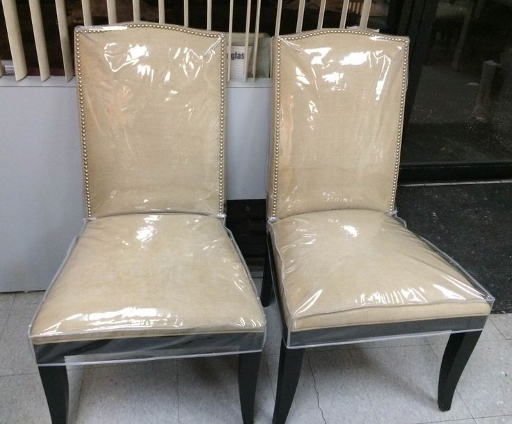 Clear Plastic Seat Covers For Dining Room Chairs