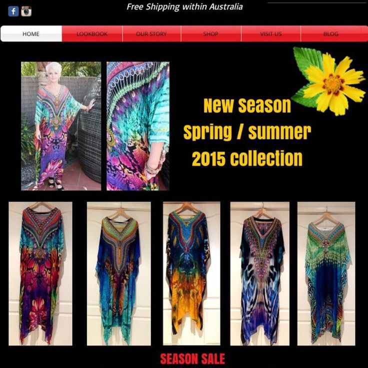 Kafta Allure Spring 2015 www.kaftanallure.com