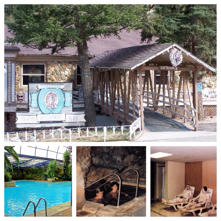 Indian Hot Springs in Idaho Springs Colorado. What a great experience!
