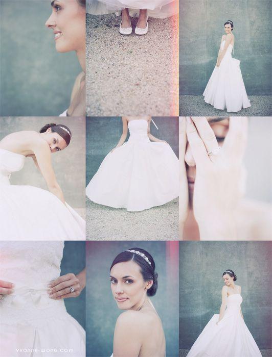 Collage - bride: Bride S Portraits, Style, Color, Bride Poses, Portraits Brides