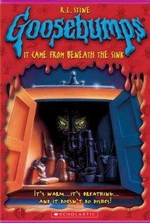 Viewers beware, you're in for a scare!  I loved the books, show and movies.