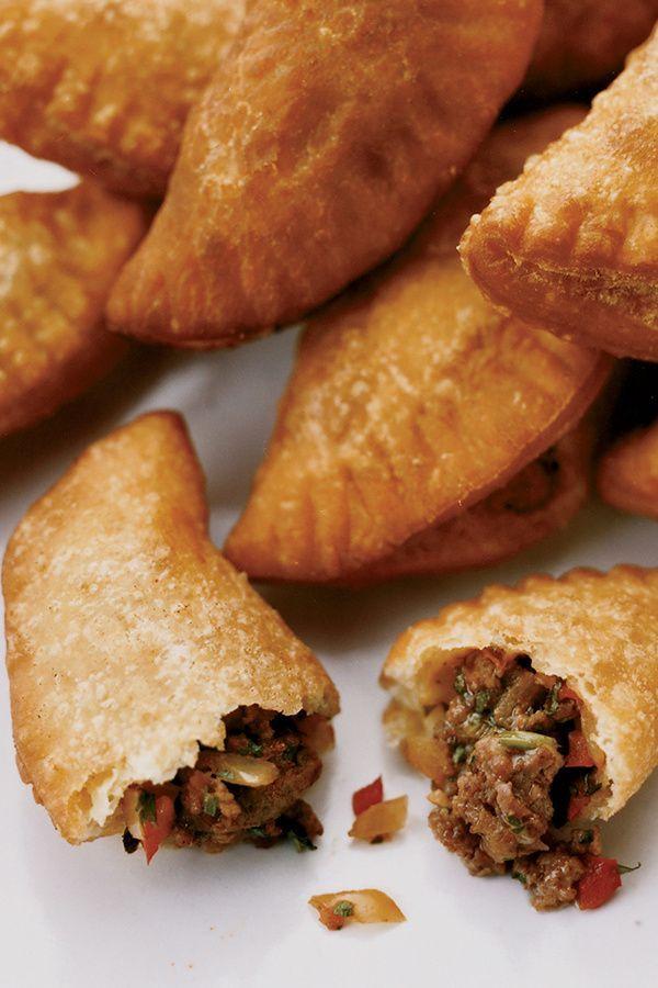 Mini Panamanian Beef Empanadas Recipe Recipe Recipes Food Empanadas Recipe