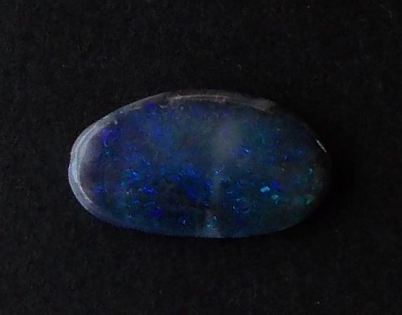 Unique Sparkly Opal Pendant Stone 2.65 carats by AllAussieOpals
