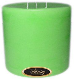 Trinity Candle Factory Frangipani  Pillar Candle  6x6 -- Read more at the image link. #PillarCandle