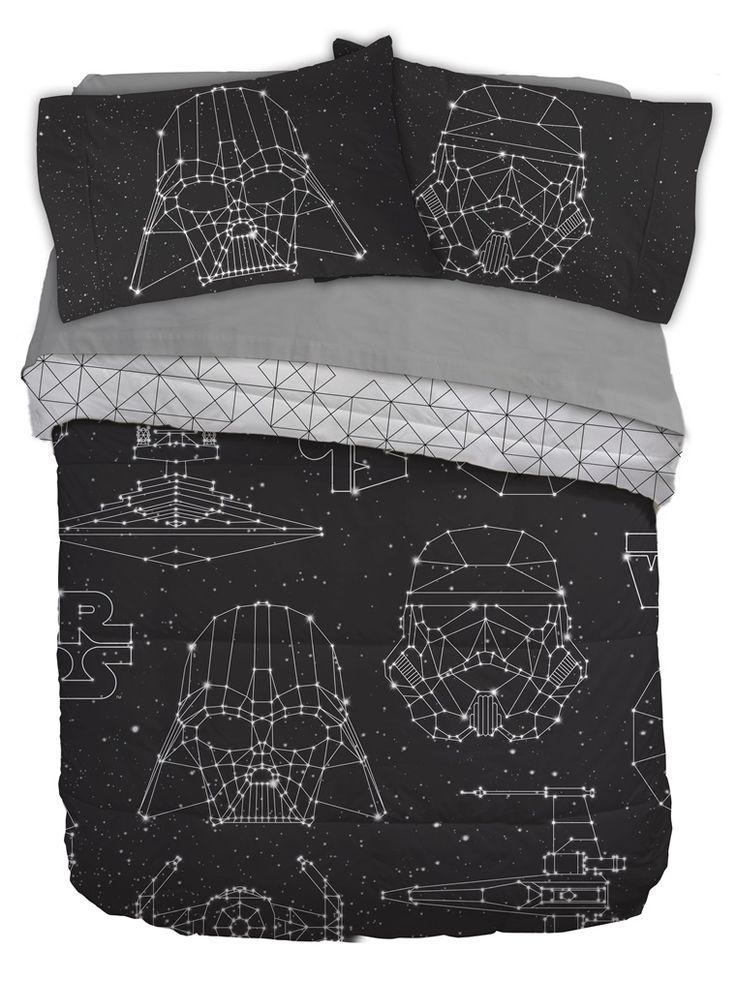 Primark - Star Wars Constellation Double Bed Set