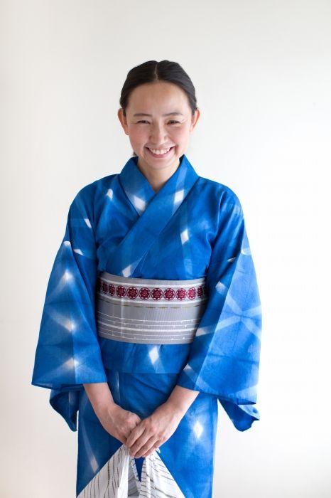 博多 半巾帯 - SOU・SOU×織屋にしむら 献上帯