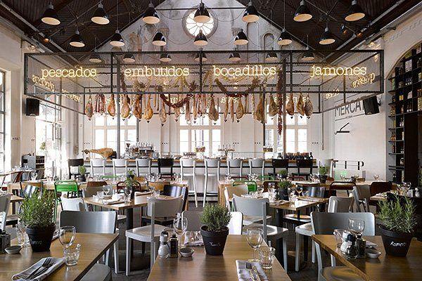 Fancy - Mercat Restaurant, Amsterdam