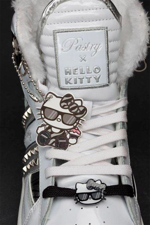 Hello Kitty x Pastry Kicks | Hello Kitty Junkie