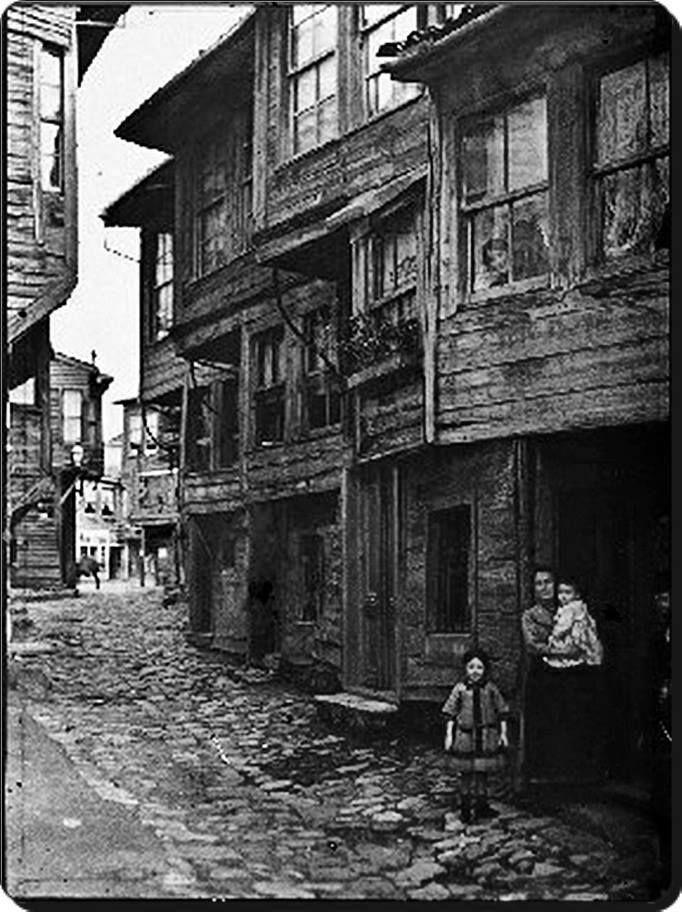 Yahudi Mahallesi - 1912