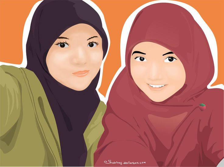 Twin by Shabrinaf.deviantart.com on @DeviantArt
