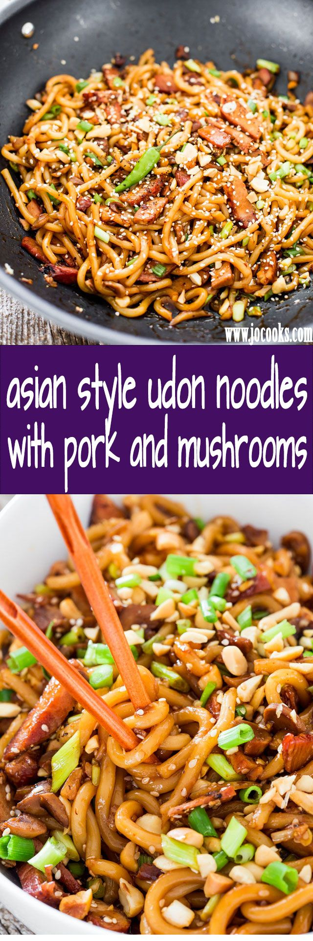 Asian Style Udon N…