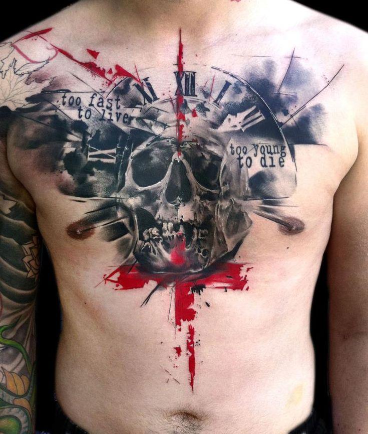 Work By Volko and Simone... Amazing art!  Buena Vista Tattoo Club - Würzburg/Germany