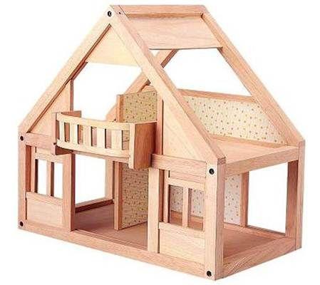 Como fazer uma casinha de boneca - http://www.comofazer.org/faca-voce-mesmo/como-fazer-uma-casinha-de-boneca/