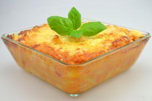 Nudel-Tomaten-Auflauf | Cateringgerichte für Kinder