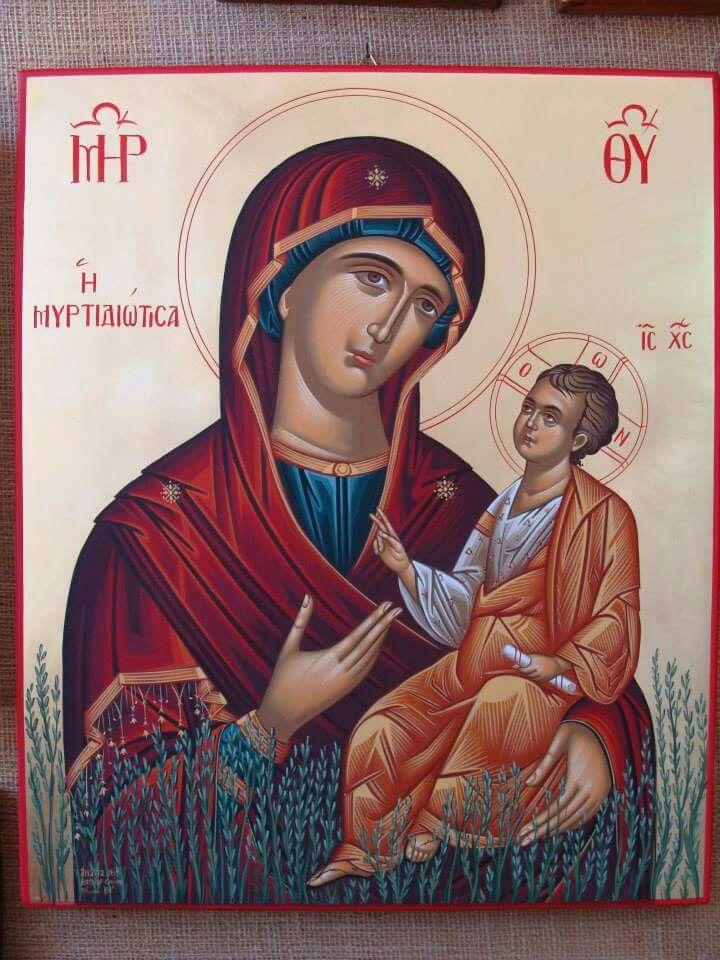 Virgin Mary Mirtidiotissa
