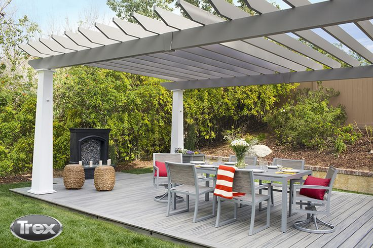 When building or remodeling a deck, our Cost Calculator can help you estimate the costs associated with materials and the size and shape of your deck. Try it out at Trex.com. #outdoorliving #backyard #deck #patio #porch #compositedecking