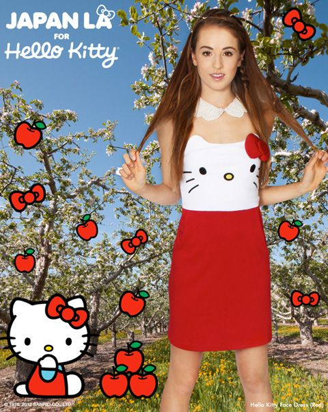 JapanLA for Hello Kitty dress