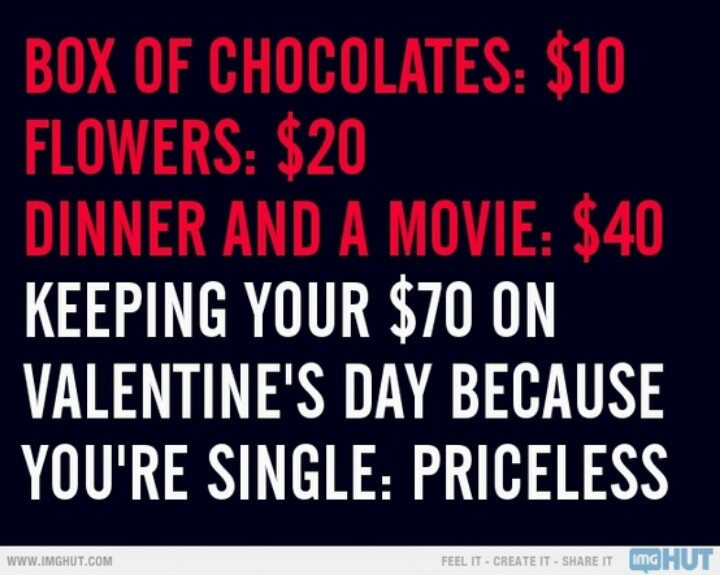 Anti Valentines Day: Being Single, Giggle, My Life, Single Life, Valentines Day, Funny Stuff, Funnies, Valentine S