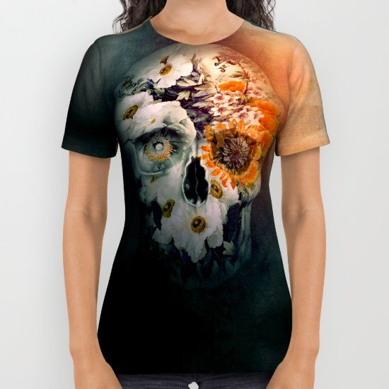 These premium quality American Apparel all over print shirts feature original… #vintage #baroque #art #tshirt #vintage