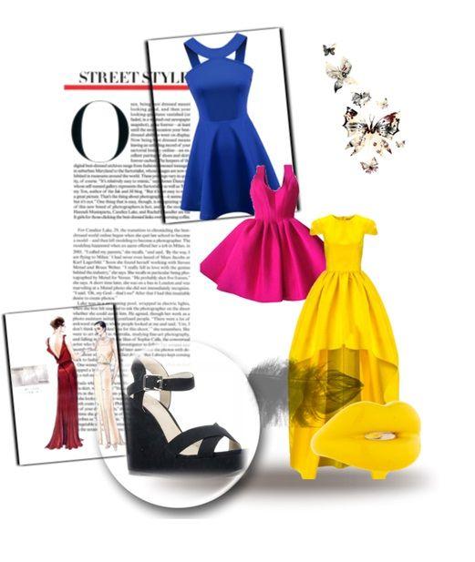 https://zapatosobi.com/es/home/mujer/sandalias/la-strada/25129-705581  #colours # blue #azul #pink # rosa #yellow #amarillo #sandals #summer #elegant #zapatosobi.com