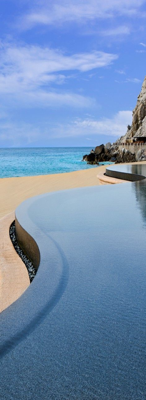 59 best perfect pools images on pinterest for Pool design 974