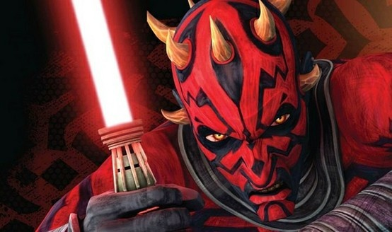 Sam Witwer as Darth Maul - Star Wars - The Clone Wars