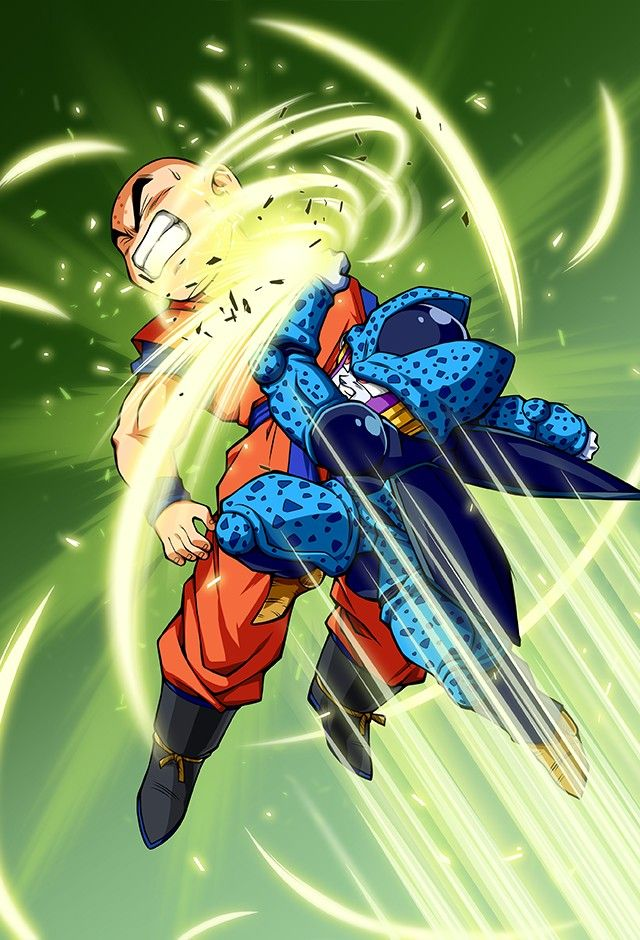 Krillin Vs Cell Jr Card Bucchigiri Match By Maxiuchiha22 Personajes De Dragon Ball Dragones Dragon Ball
