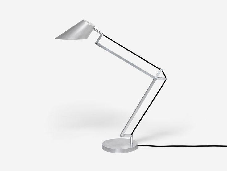 Inaesthetic: Simon Frambach: Alumen Desk Lamp