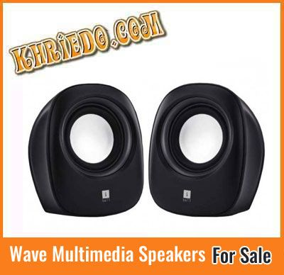 Wave Multimedia Speakers For sale very reasonable price at Pakistan top online shopping website khriedo.com