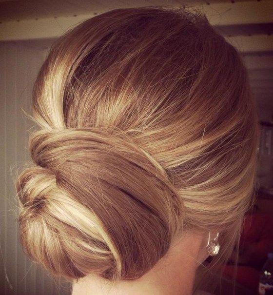 Twist Elegant Hairstyles for long hair - Peinados elegantes recogido para cabello largo                                                                                                                                                                                 Más