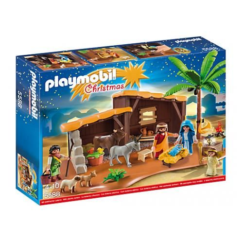 Playmobil Christmas 5588 - Nativity Stable with Manger