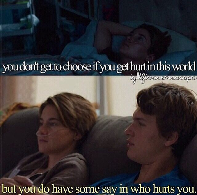 The Fault In Our Stars Quotes Movie: The Fault In Our Stars {movie}
