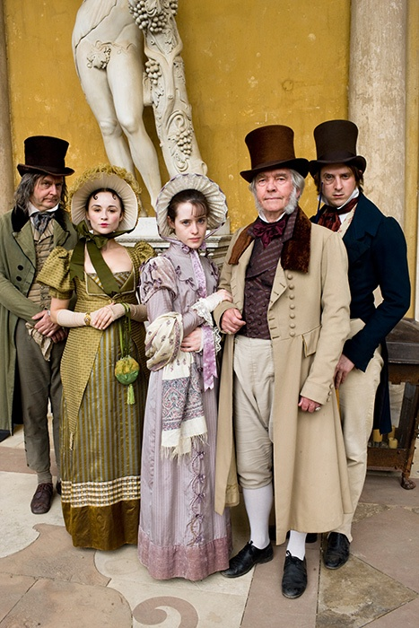 Little Dorrit. @Mary-Jane W. They had the most amazing top hats in this. Also, Arthur Darvill. ^_^
