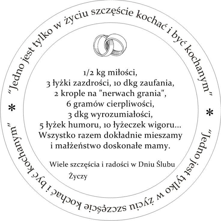 Skarby Magielnicy : Ślubne cytaty i wiersze w formie digi