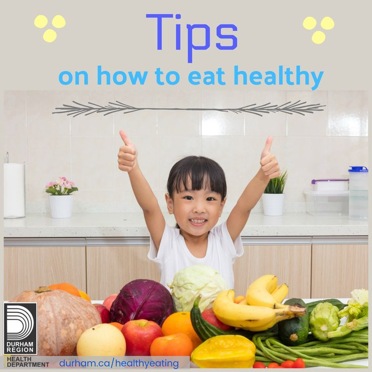 Are you looking for ways to eat healthier? Our webpage has great ideas for a variety of settings. There are tips for picky eaters, ways to include healthy eating in your workplace and ideas on how to eat more vegetables and fruit. Click to learn more.