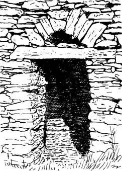 Vocabulaire de la maçonnerie à pierre sèche - Lettre A - Christian Lassure