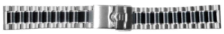 "TAG Heuer Formula 1 17mm Polished & Brushed Bracelet BA0859: ""BA0859 NEW TAG HEUER FORMULA 1 CERAMIC & STEEL… #Watches #Watch #LuxuryWatch"
