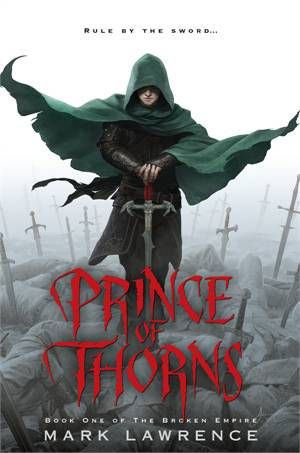 Prince of Thorns capa