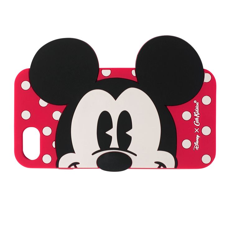 Mickey and Friends iPhone 7 Rubber Case