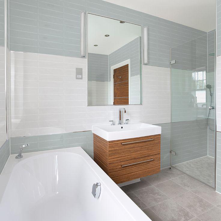 25 best marlow glossy matte wall tile images on pinterest for Matte bathroom tiles
