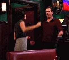 dance off himym